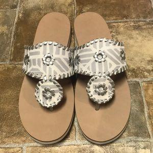 Jack Rogers Captiva Sandals . New. Size 9